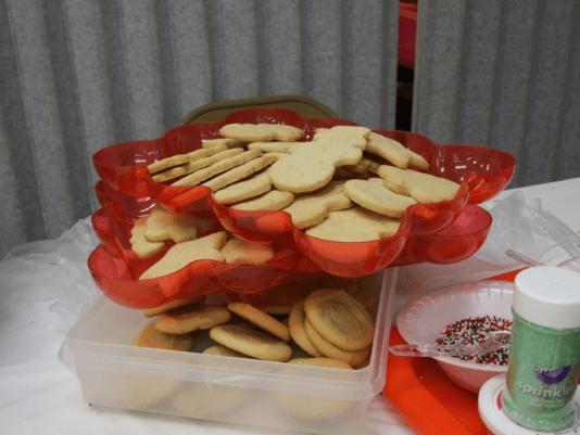 2017 Keepsake Cookies